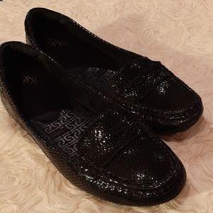 """Rockport""""JACKIE"""" high shine snakeskin loafer FINAL"""